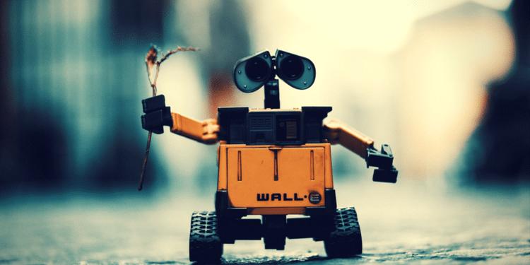 Robot au travail