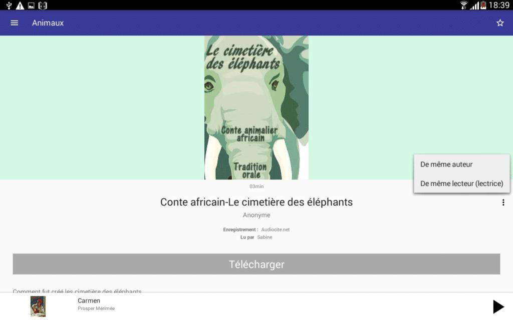 Audiocité 3